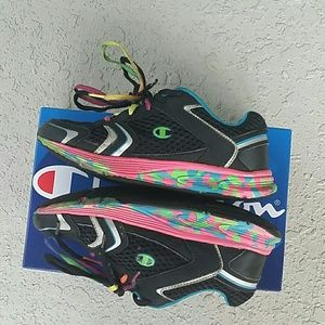 0eb3f000cbddf Champion Shoes - Women s champion rainbow shoe size ...